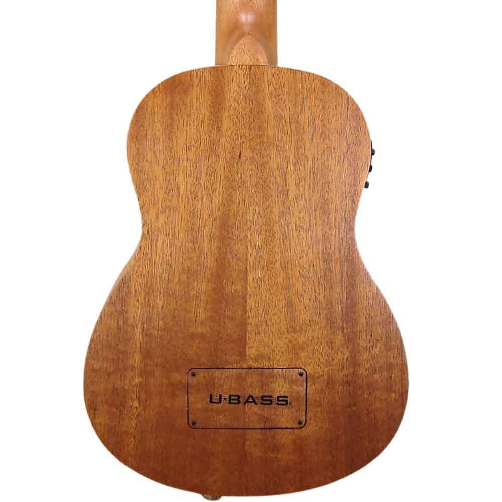 Kala UBASS Nomad Acoustic Electric Back
