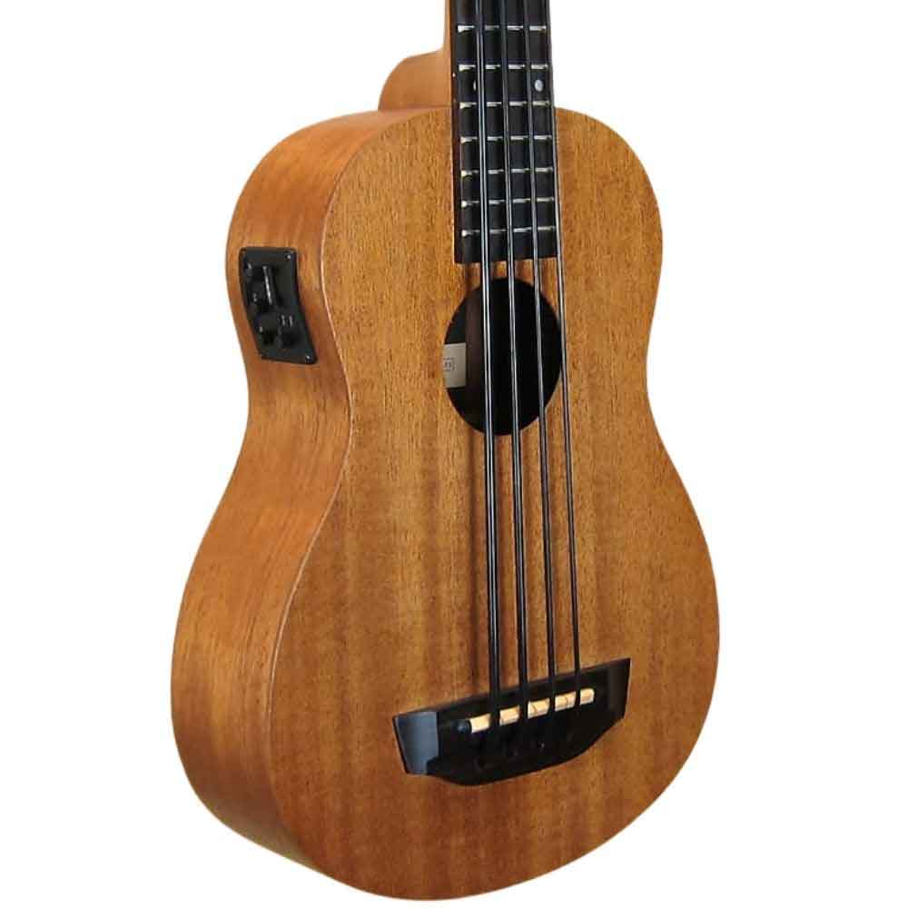 Kala UBASS Nomad Acoustic Electric Front and Side
