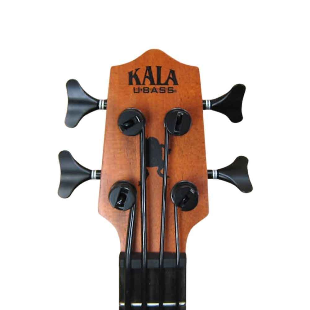 Kala UBASS Nomad Acoustic Electric Headstock