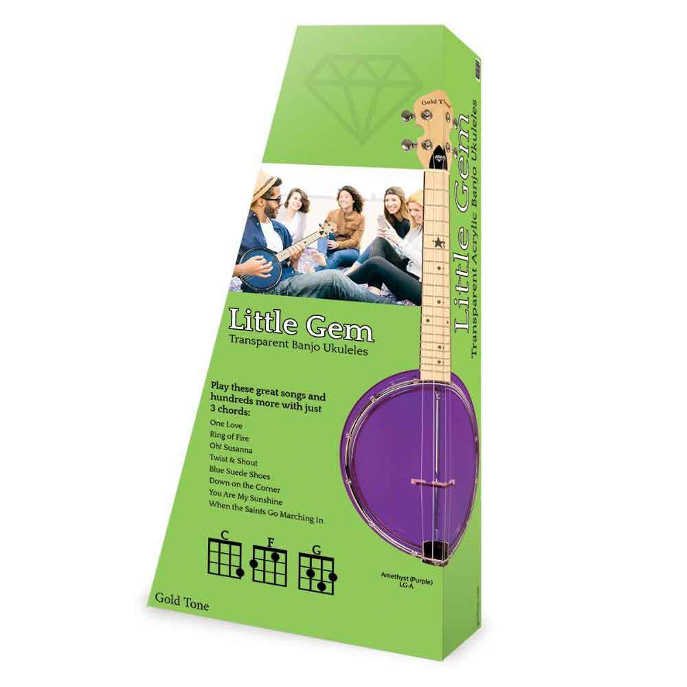 Little Gem Banjo Uke Box