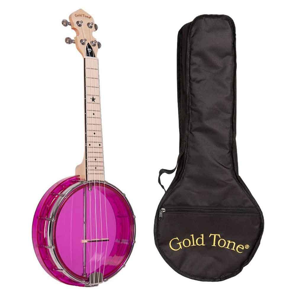 Little Gem Banjo Uke with Gig Bag